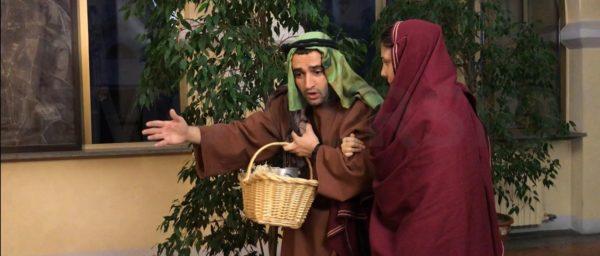 Viaggio a Betlemme